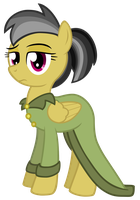 Daring Do as a University Pony or Something by blmn564