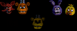 Five nights at Freddy's in Ms Paint by VenomDesenhos