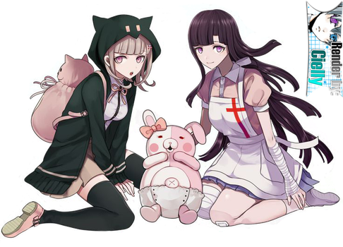 Extracted Super Danganronpa 2 byCielly by CiellyPhantomhive