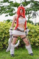 Kitty Cat Katarina - League of Legends by Ruty-chan