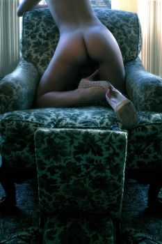 The Green Chair by Epinephrin
