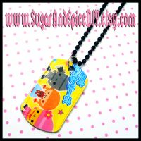 Kawaii Wizard of Oz Dog Tag by wickedland