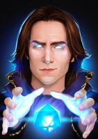 Matthew Mercer - DM by SurugaMonkey