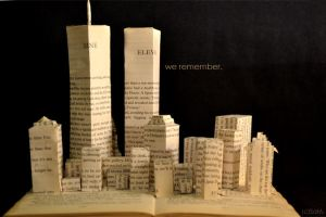9/11, We Remember! by ynasaurus