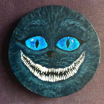 The Cheshire Cat by ImaginationGoingWild