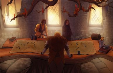 War Table by DKYingst