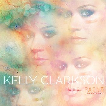 Kelly Clarkson - War Paint by HorvathKristy