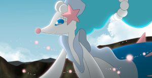 Primarina by All0412