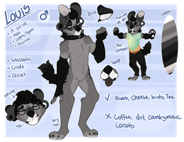 Oakbean Reference Sheet by Seffiron