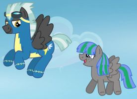 Dad's Little Champ by kindheart525