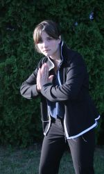 Edward Elric Cosplay by CopperLetters