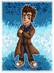 Smol Doctor by RadiantGradient