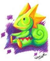 Crayon Kecleon