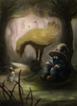 FF9 by Rainbows-Or-Knives