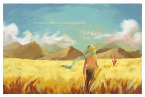 Le petit prince illustration by zasmineT