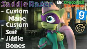 [DL] Saddle Rager model by Shir0qq