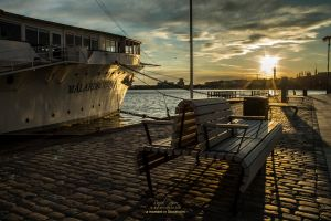 A moment in Stockholm II by re-pip