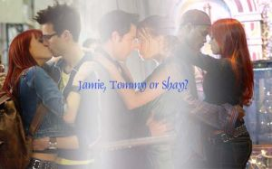 Jamie, Tommy or Shay by Funkyicecube