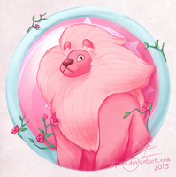 Pink Softie XL by Pipann
