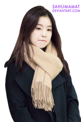 RED VELVET - Irene PNG by sahlimamat