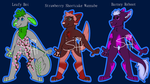 $5 Adopts (Paypal Only) by Houndoom125