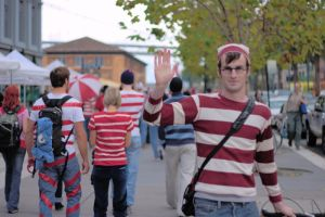 There's Waldo? by webdaemon
