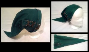 Link's hat by RawringCrafts