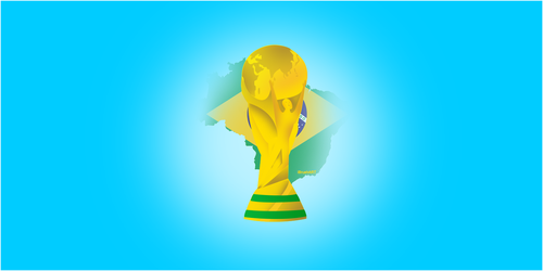 FIFA World Cup 2014 - Brazil by iBrushART