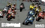 Moto GP Story by gixgeek