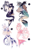 closed {mermay wk4 } auction! 48 hrs by R0HI0