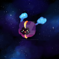 Cosmog by art-for-eternity