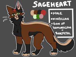 Sageheart Ref by visiic