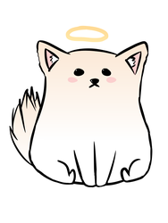 angel temmie by CrayCrayVanessy