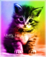 Lovely Cat by sevengraphs