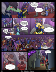 The Selection - page 20 by AlfaFilly