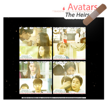 The Heirs (icons) #7 - Size 200 x by victoricaDES