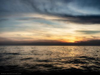 Grand Haven Sunset (09/04/2018) by KBeezie