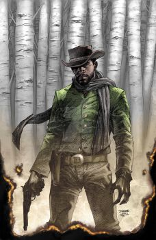Django Unchained Cover by sinccolor