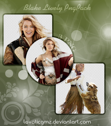 Blake Lively PngPack by lovaticgmz