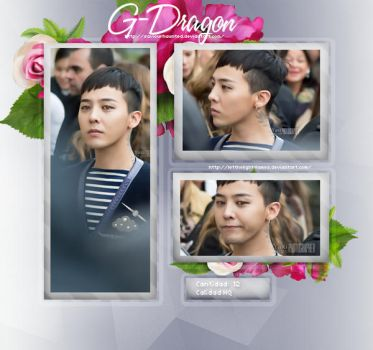 + Photopack #27 G-DRAGON {BIGBANG} by SaviourHaunted