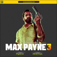 Max Payne 3 - ICON by IvanCEs