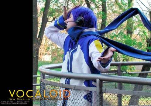 Vocaloid: Embrace by wtfproductionsskits