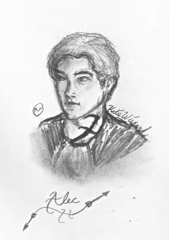 Alec Lightwood by Angelscarred