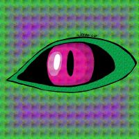 An eye by jenna-aw