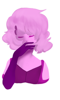 Pink Diamond  by Ailizerbee08