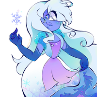 Spinning snowflakes by Daycolors