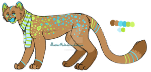 Thisisntasnowleopard by MonsterMeds