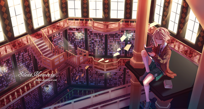 Private library by Pinlin