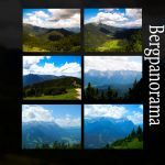 Bergpanorama by celairen-stock