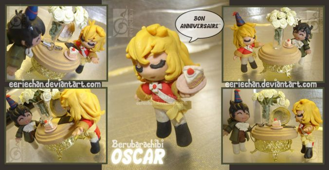 Chibi Oscar HBD-version 8D by eERIechan